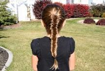 Hairstyles for Natalia / by Kristin Dias