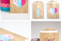Packaging & Tags / Packaging ideas for all occasion  / by Vivienne Vrolijk