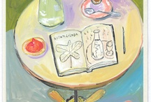 Illustration - sTiLL LiFe / by Laurie Keller