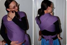 Baby Wearing  / by Frustrated Fairy