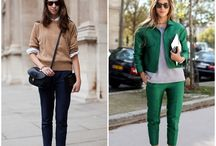 How to wear capris and cropped pants / by 40PlusStyle / Sylvia