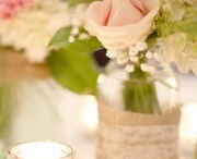 centerpieces / by IheartParties andGlamDesigns