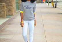 Flawless Fashionista's / by Jade Green