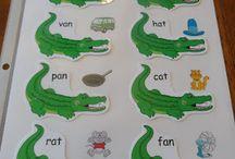 Alligator Theme / by {1plus1plus1} Carisa
