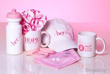 Go Pink for Awareness / Breast Cancer Awareness Month / by Simplicity Creative Group