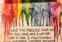 Rainbow / by Elizabeth Britt