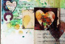 Art journal / by Emilia Kurzzer