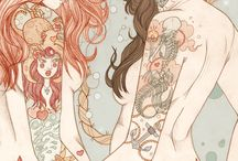 Illustrations / by Mariana Albuquerque