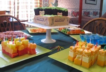 Ideas for Suse's Minecraft Party / by Catherine Harris