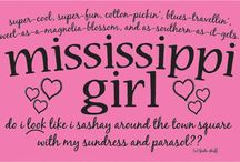 My mississippi / by Nina Broome-lee