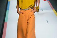 Color in fashion / by Knitca