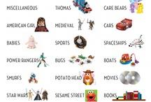 Toy organization / by Rachel Meredith