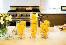Lemon Ideas / by Satisfying Eats