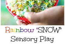 Sensory Play Ideas / Ideals and crafts for sensory / by Victoria Chart Company