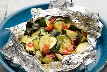 Summer grill food ideas / by Irene Czerniuk