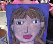 Self-Portrait ideas / I begin each school year with a school wide self-portraits theme. I thinks it's one of the best ways to get to know your students and for them to get to know themselves. / by Art Lessons For Kids