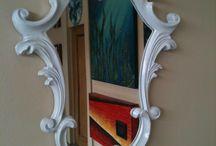 Mirrors & Frames / by Lowri Elizabeth