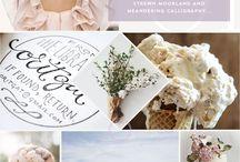 The Coquette Bride - Moodboards / by Coquette + Dove | The Coquette Bride