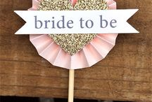--Cupcake Toppers-- / by Emily Helton