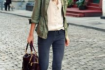 Street Style / by Melissa Tidah Him