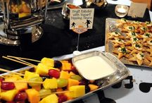 Party food / by Carly Williams