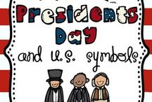 Presidents' Day / by Jessica Mitchell