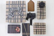 Wrap away... / by Amy McKinney