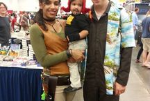 Family cosplay / We like to cosplay as a family - here are our photos! / by Jade Darr