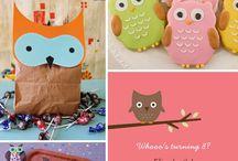 owls / by Maria Dorin