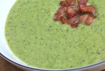 clean eating - soups / by Chelsea Smith