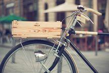 Bicycles / by Jennifer Folden