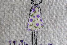 Stitchery / by pegi holt