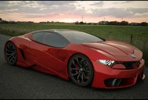 Concept car / by David West