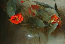 Art I Love / Favorite paintings and sculptures by artists I admire / by Anna Rose Bain