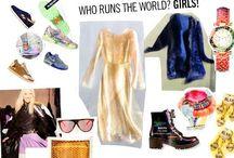 my favorite fashion pieces / .... / by BIKE WITH WERONIKA