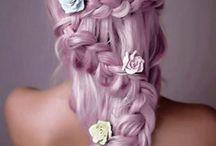 Hair Magic Purple / by Michelle Schmitt-Garbett