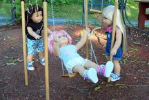 American Girl Dolls / by Catharine Claytor