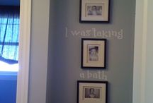 Redecorating like a boss! / by Nicole Deemer Sypniewski