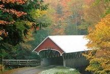Covered Bridges / by Sue Kohler