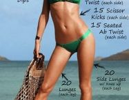 Work It Out / Workouts to try, inspirational bods, my future bod  / by Katherine Caringola