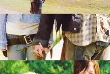 The Walking Dead:) / by Jaima Fultz Johnson