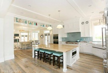 Kitchen & Dining Room Designs / by Kirstin Hinton