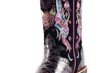 Cowgirl Boots / by Teresa Taylor-Sousa