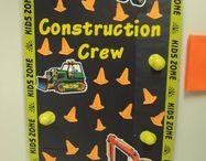 Construction Themed Class / by Lynn Spaulding