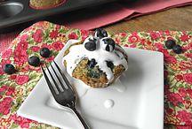 Gluten Free Baked Goodness / by Sugar-Free Mom | Brenda Bennett