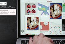 Vorhang auf für Nachrichten auf Pinterest / Teile deine Schätze mit Leuten, die sie am besten zu schätzen wissen / by Pinterest