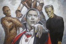 Monster Movie Matinee / by Pam Cowan Kline