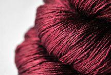 Fibery Yarn Goodness / by Kellie P