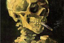 skull loving / by Christine Gero Horovitz
