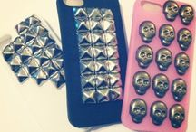 iphone cases / by Ashley Reese